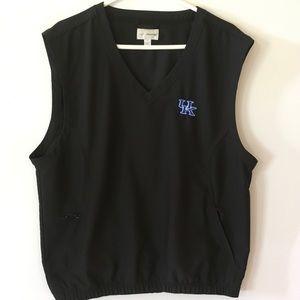 Men's UK Cutter & Buck WindTec Vest